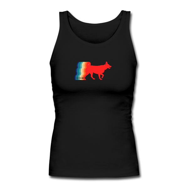 That 70's Dog | Comfort Tank Top | Women - Love & Pawsitivity