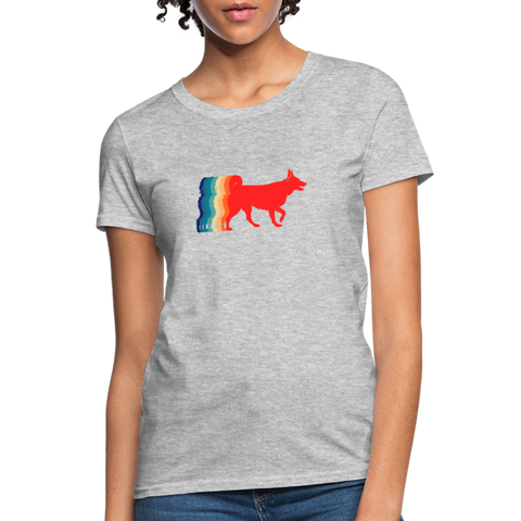 That 70's Dog | Comfort Tee | Women - Love & Pawsitivity