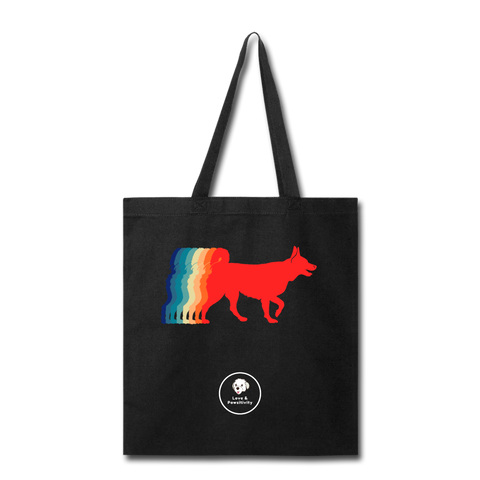 That 70's Dog | Tote Bag - Love & Pawsitivity