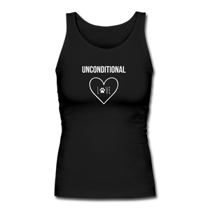 Unconditional Love | Comfort Tank Top | Women - Love & Pawsitivity