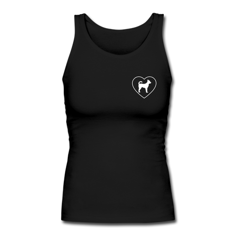 I Heart Chihuahuas! | Comfort Tank Top | Women - black
