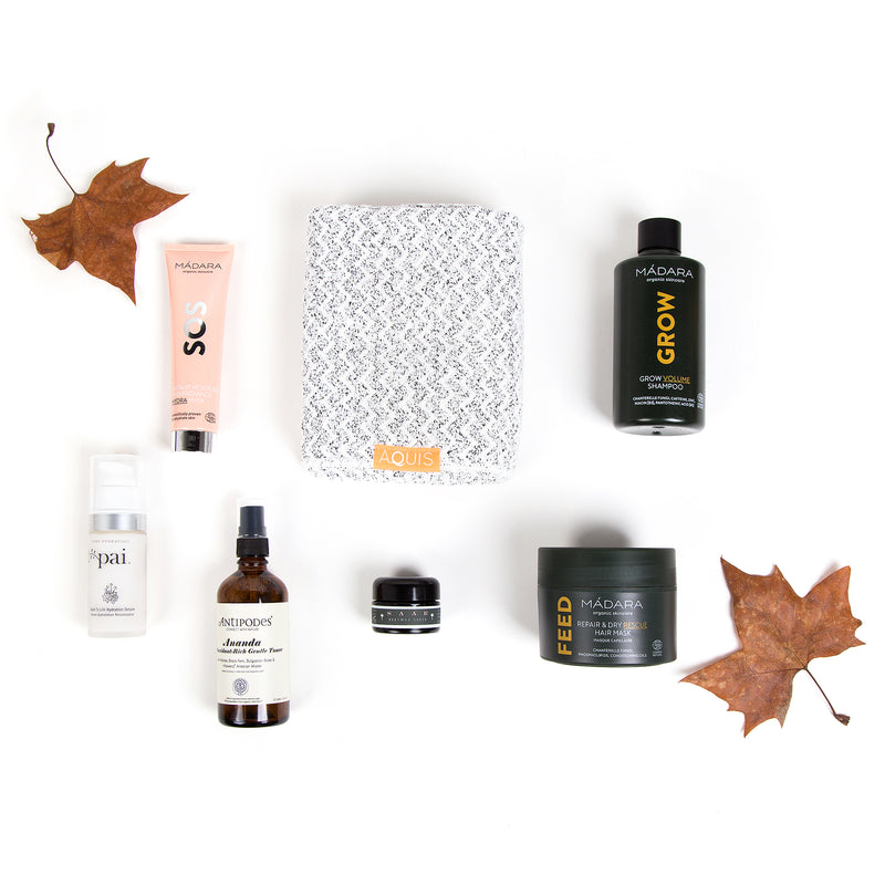 Fall Winter Kit facial y capilar theCosmethics
