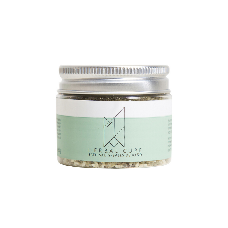 Mini sales de baño Herbal Cure 65gr