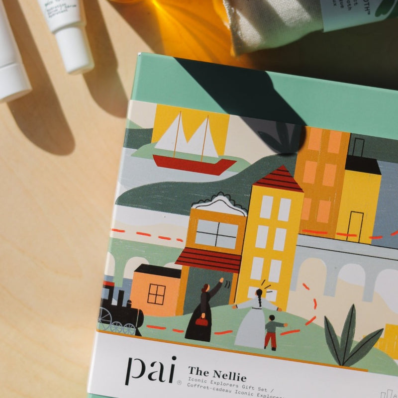 Kit facial The Nellie Pai Skincare