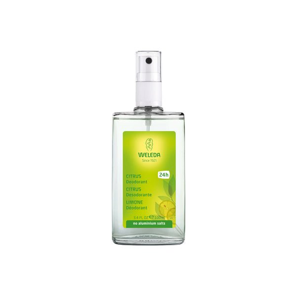 Desodorante en spray Citrus