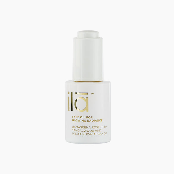 Aceite facial iluminador Glowing Radiance