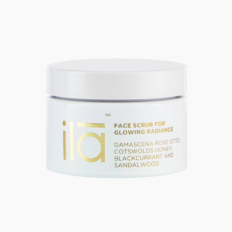 Exfoliante facial iluminador Glowing Radiance