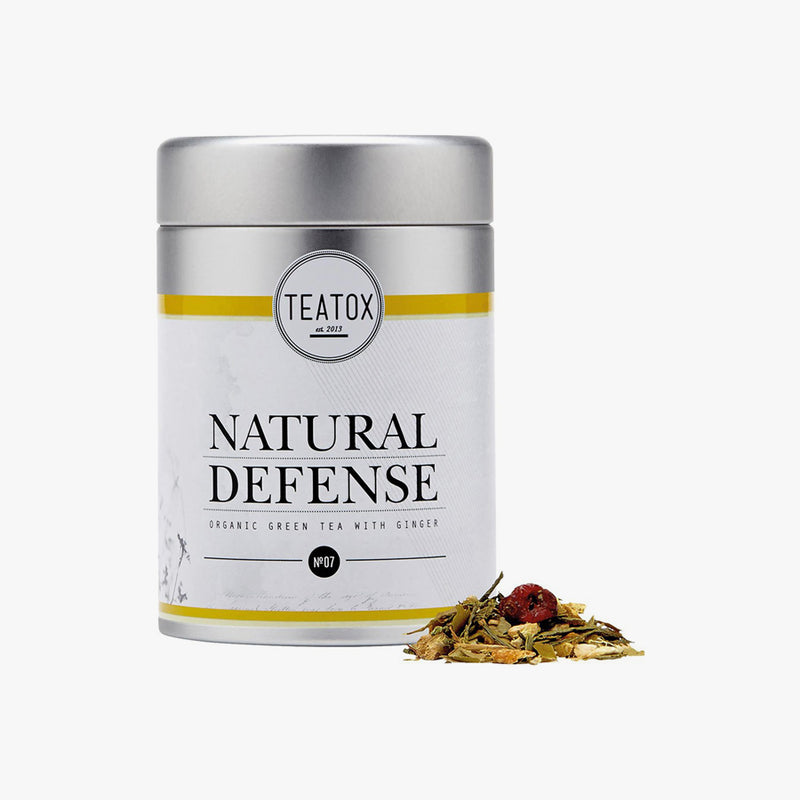 Té verde con jengibre Natural Defense
