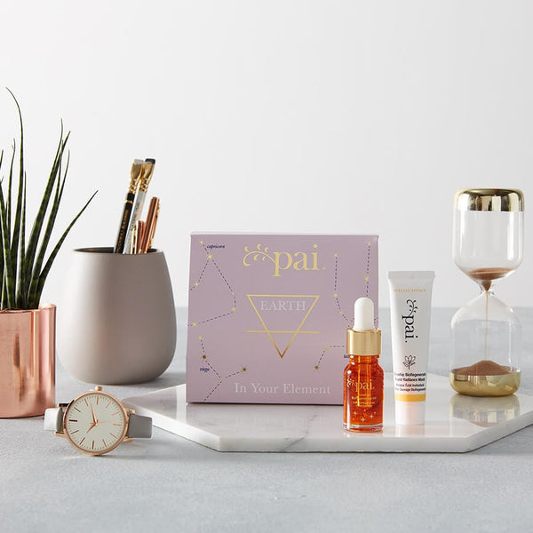 Set de Regalo In Your Element Tierra Pai Skincare