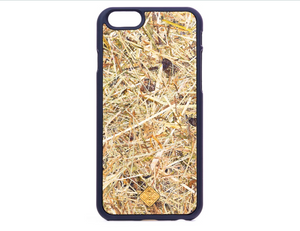 H-e-r-e-N-T-h-e-r-e - H-e-r-e-N-T-h-e-r-e, phone cover - cell phone covers, MMORE Organika Alpine Hay - Phone Cover - wodden case