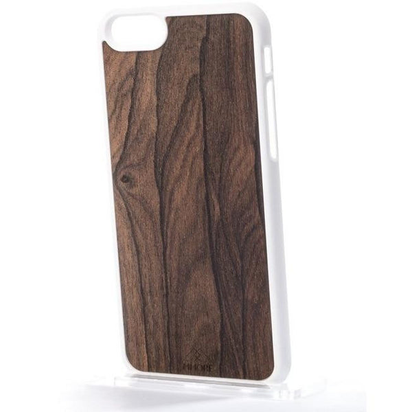 H-e-r-e-N-T-h-e-r-e - H-e-r-e-N-T-h-e-r-e, phone cover - cell phone covers, MMORE Wood Ziricote - Phone Cover - wodden case