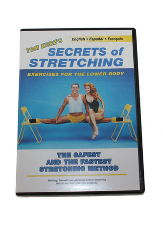 Thomas Kurz DVD - Secrets of Stretching