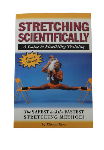 Thomas Kurz BOOK - Stretching Scientifically