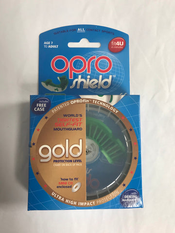 Opro GOLD Gum shield IRELAND