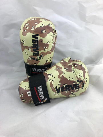 SMALL Camo Points Gloves