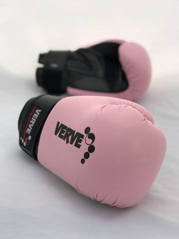 Pink 10oz Gloves