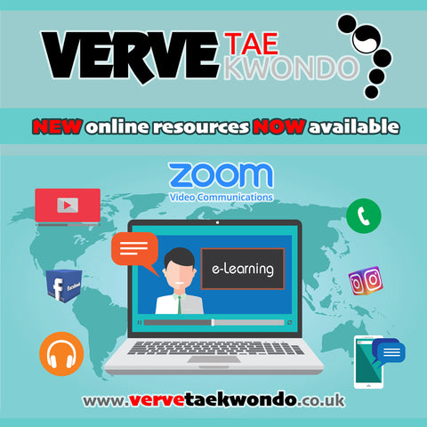 VERVE Virtual Classroom - access ONLINE for a MONTH