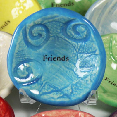 "Giving Bowl ""Friends"""