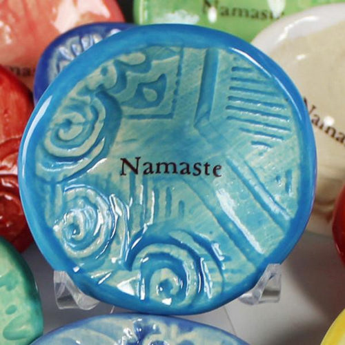 "Giving Bowl ""Namaste"""