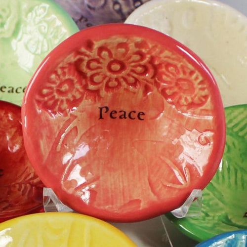 "Giving Bowl ""Peace"""