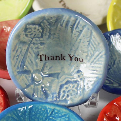 "Giving Bowl ""Thank You"""