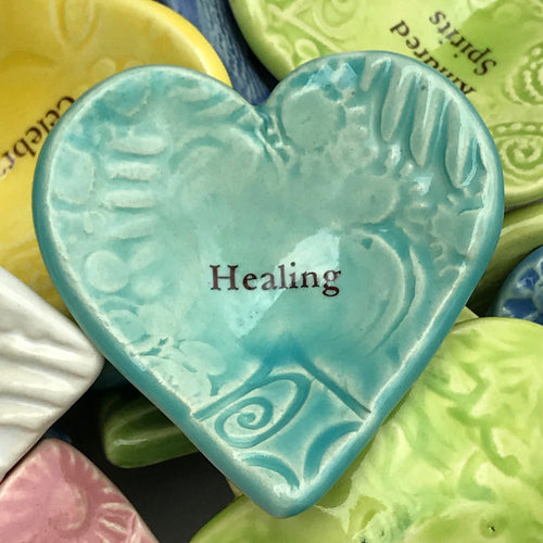 "Giving Heart ""Healing"""