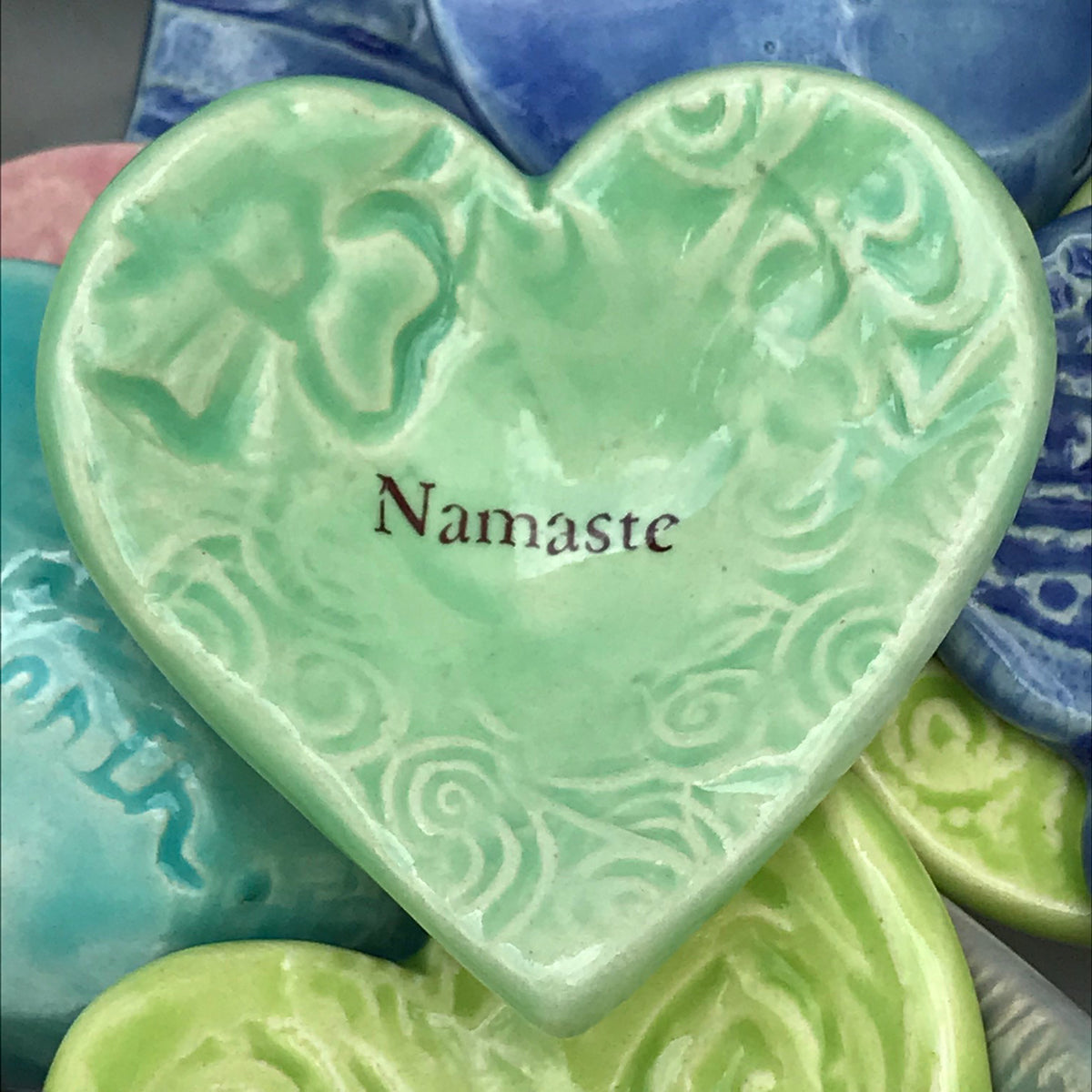 "Giving Heart ""Namaste"""