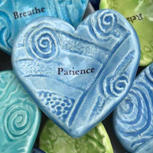 "Giving Heart ""Patience"""