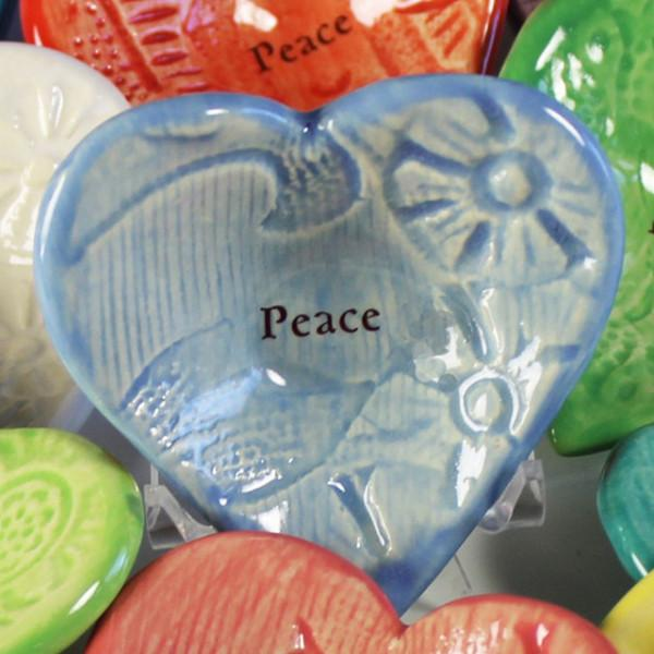 Giving Heart Peace