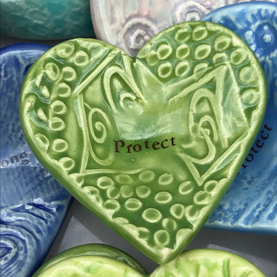 "Giving Heart ""Protect"""