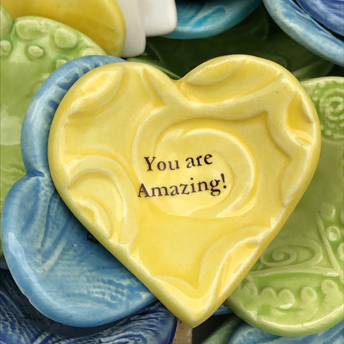 "Giving Heart ""You Are Amazing"""