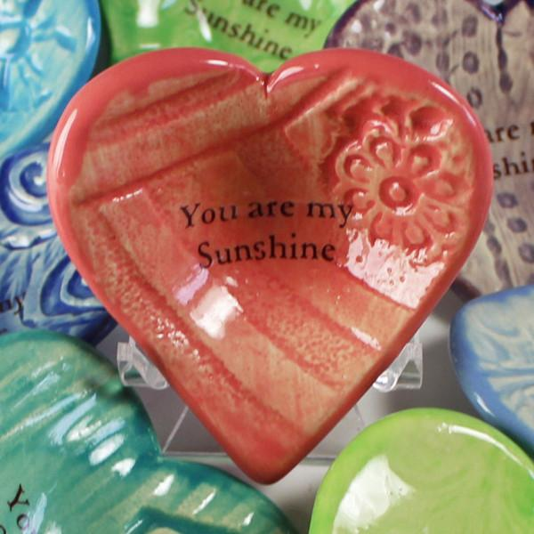 Giving Heart You are my Sunshine