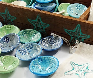 Collection Giving Bowls - Ocean
