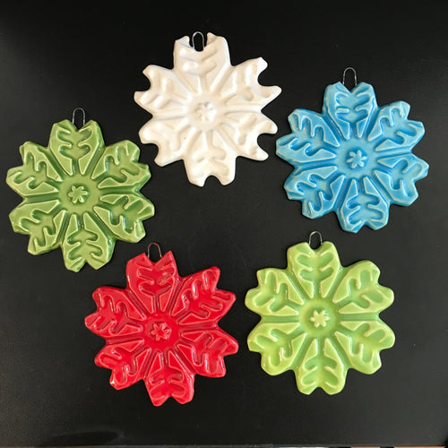 Ornaments - Snowflakes