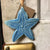 Ornament Starfish Nautical Blue