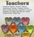 "Giving Bowls & Giving Hearts - Essentials ""Teachers"" - 10 pieces"