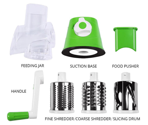 Munchy Menu Slicer Contents
