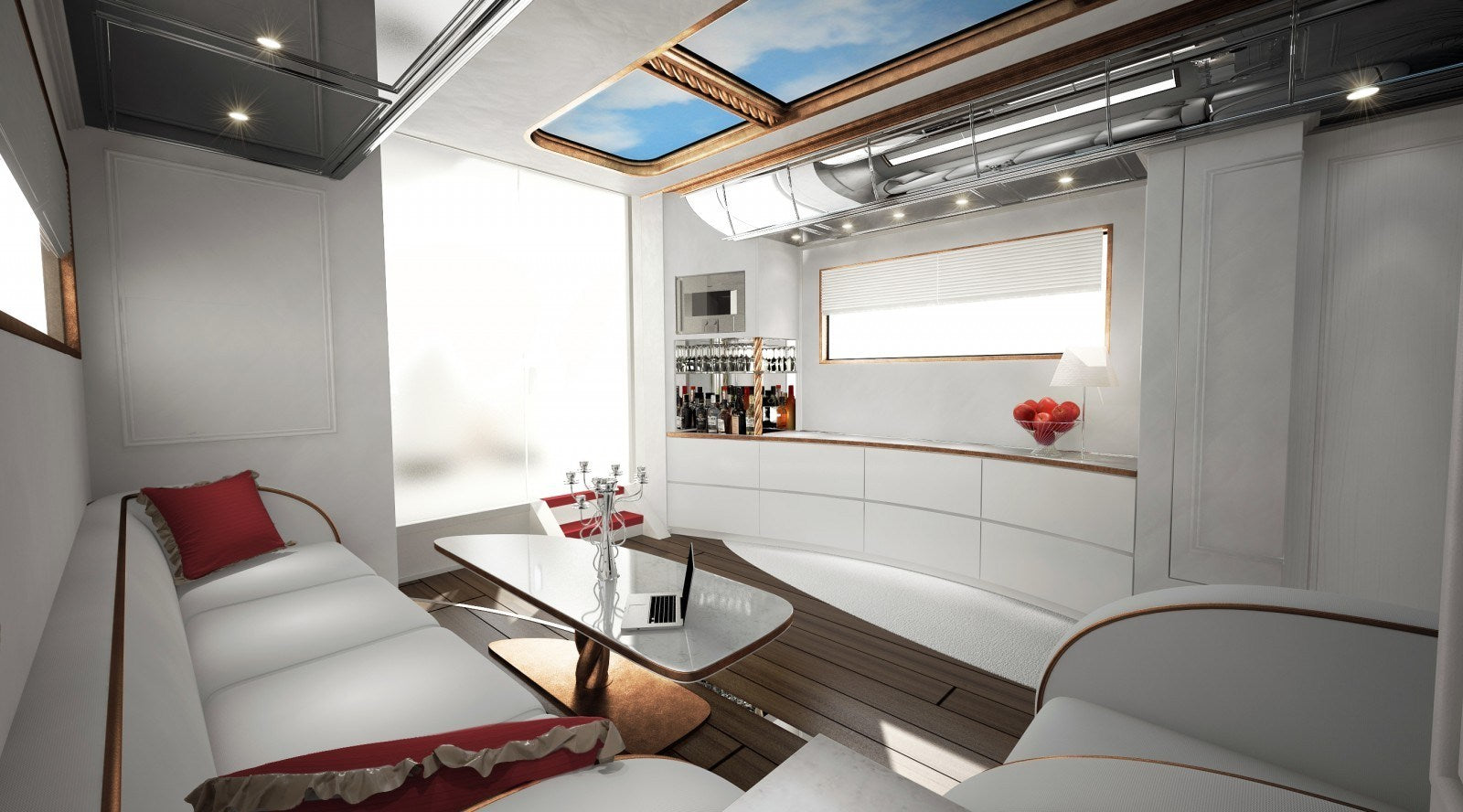 The $3 Million Road-Going Yacht