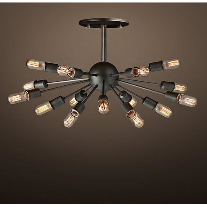 Lacee 14-bulb Edison Chandelier