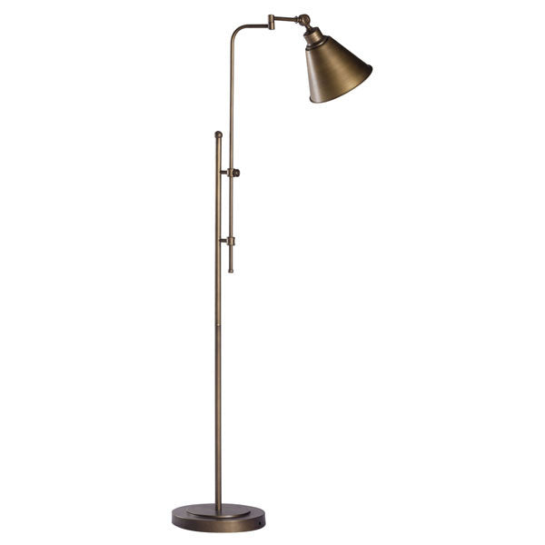Fabric Floor Lamp