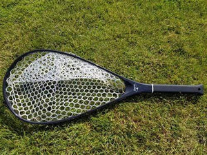 Fisknat Fly Net Fisknat Nets: Float Tube Carbon Fiber