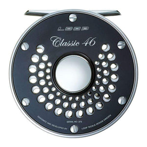 Loop Classic Fly Reel/4-6 - Fly Fishing Now