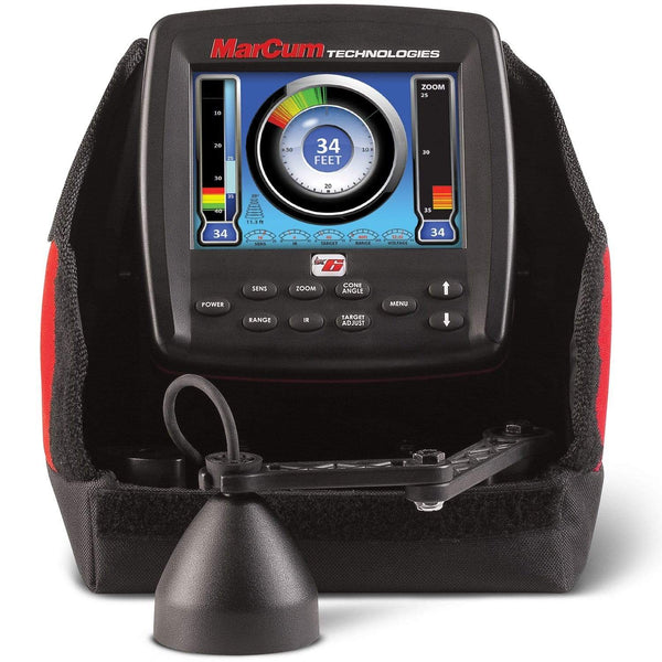 Lowrange Elite Fish Finder Marcum LX-6S Marcum LX-6S Digital Sonar Sytem