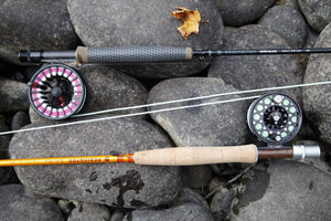 Olympic Peninsula Skagit Tactics Lines, Leaders & Tippet OPST Pure Skagit Lazar Line