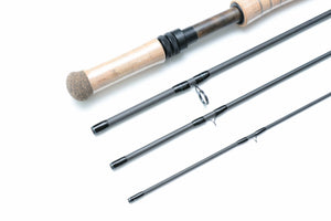 Olympic Peninsula Skagit Tactics Luxury Fly Rods Olympic Peninsula Skagit Tactics Micro Skagit Series Two-Handed  Fly Rod
