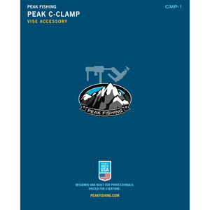 PEAK C-Clamp - Fly Fishing Now
