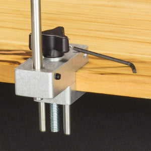 PEAK Rotary Vise with C-Clamp - Fly Fishing Now