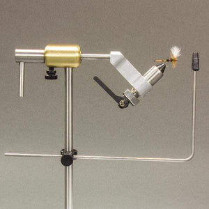 PEAK Rotary Vise with Pedestal Base - Fly Fishing Now