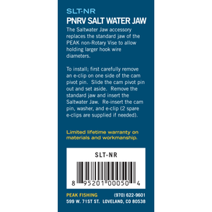 PEAK Saltwater Jaws - Fly Fishing Now