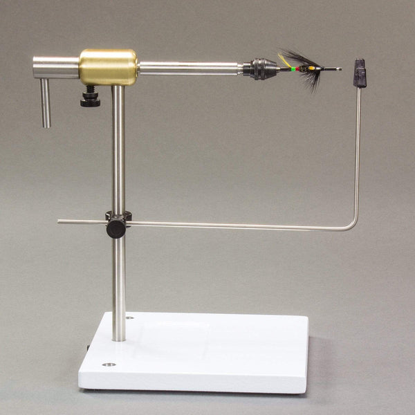 PEAK Tube Fly Vise with Pedestal Base - Fly Fishing Now